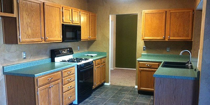 Here's The Kitchen