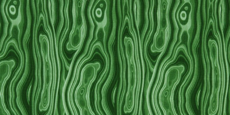 Found: Malachite Fabric Source!