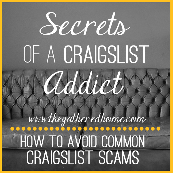 Craigslist Scams: The Obvious and Not-So-Obvious - The ...