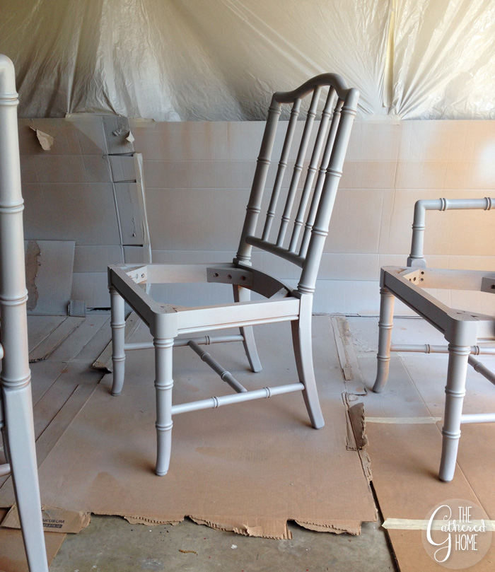 primed-chairs-with-homeright-finish-max-paint-sprayer
