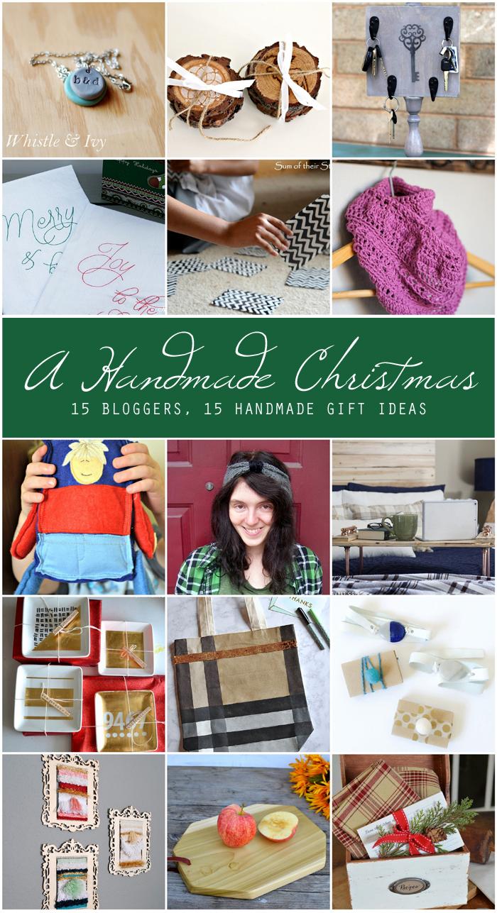 A Handmade Christmas Gift Series