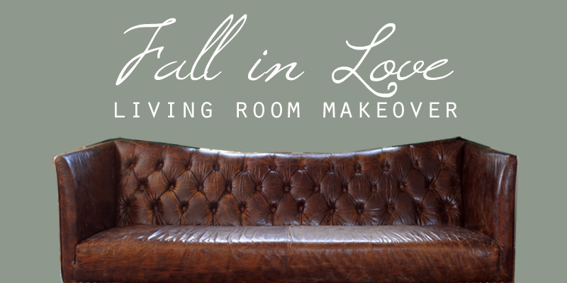 Fall In Love: Living Room Plans