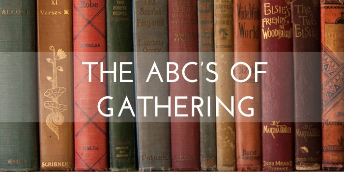 The ABCs of Gathering 700 featured image
