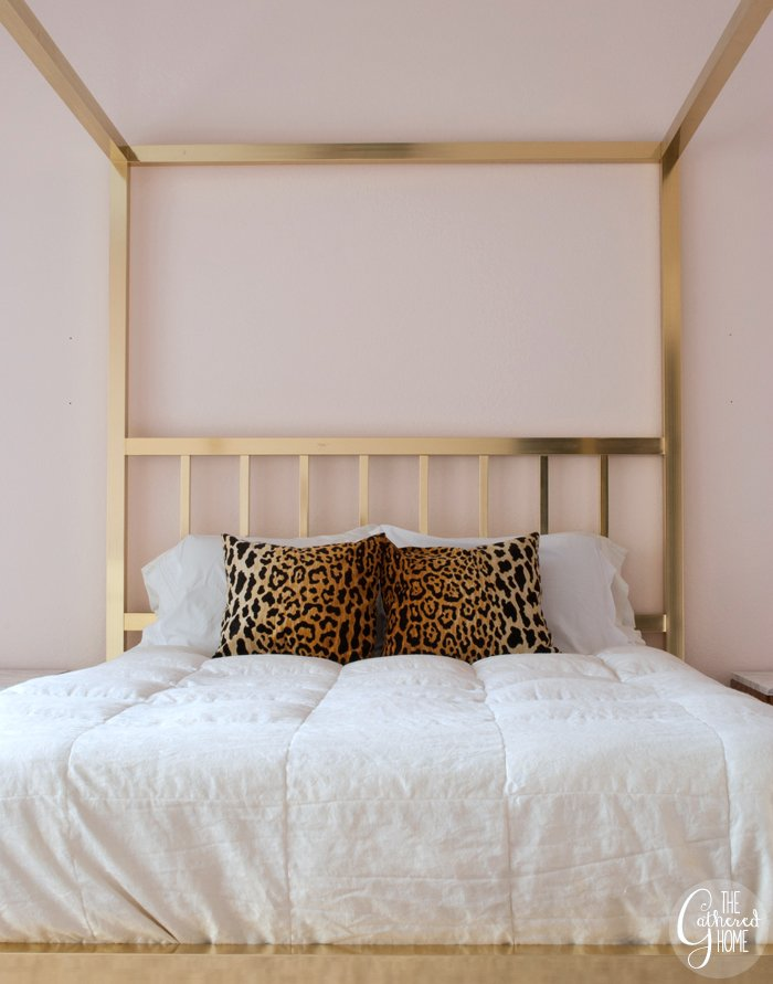Blush Pink Walls Clark Kensington Sprinkled Sugar