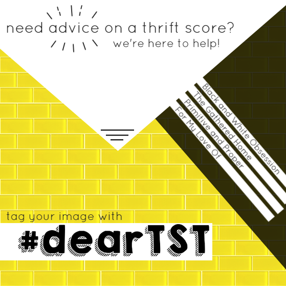 #dearTST - crowd source advice for your thrift scores