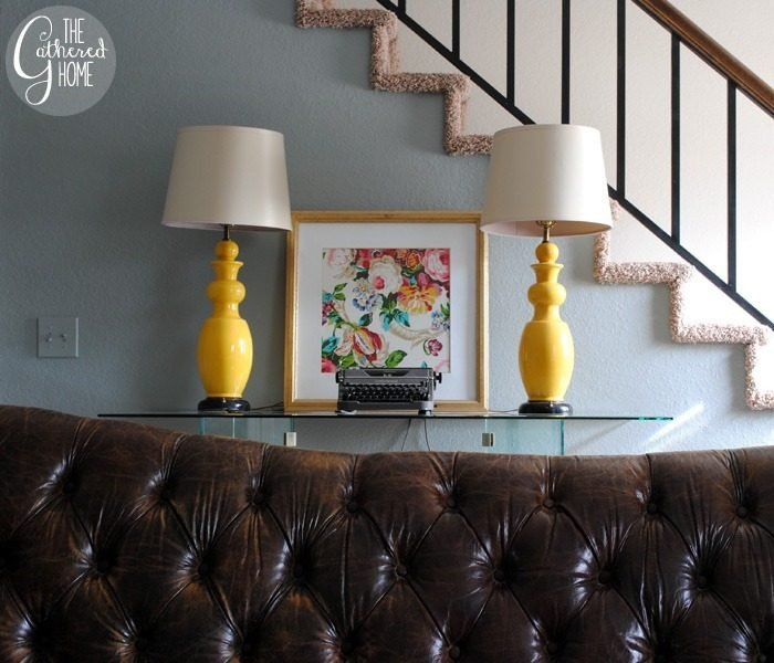 Living Room Ideas To Fall In Love With: Fall In Love Living Room Reveal