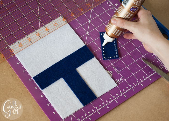 use fabric glue