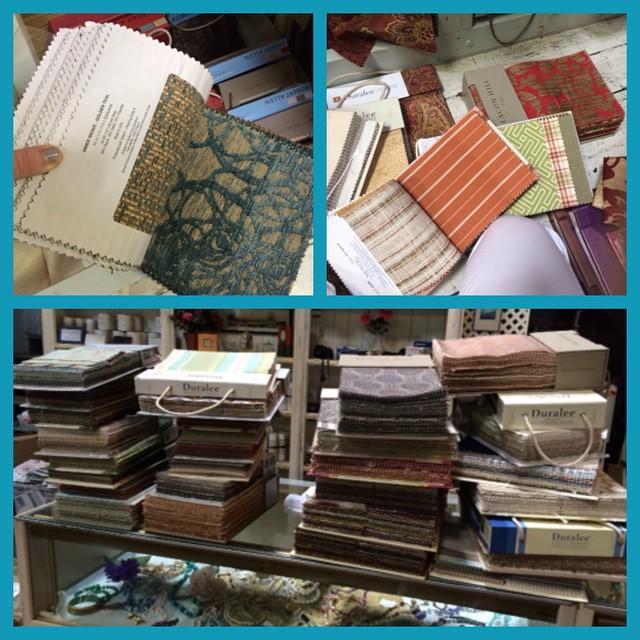 dearTST submission fabric sample books via vagopsarah