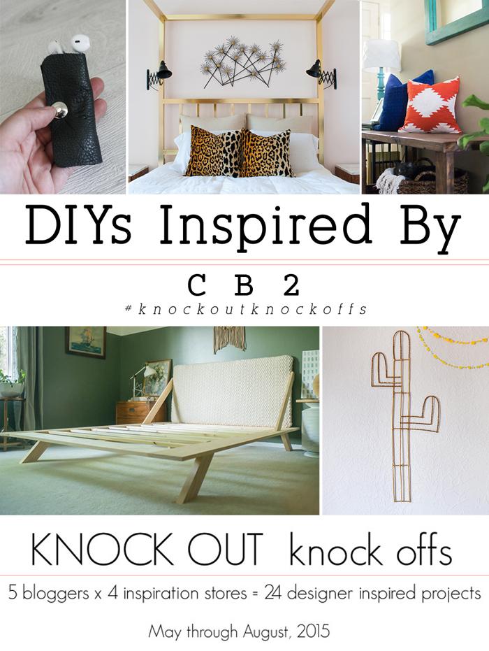 Inspired DIYs By CB2 700px
