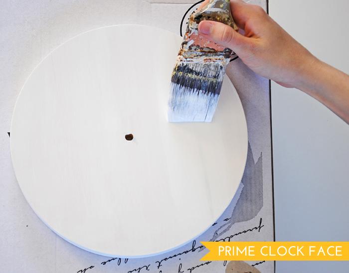 Prime clock face