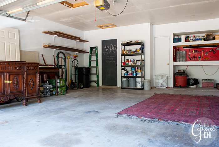 garage makeover after 2