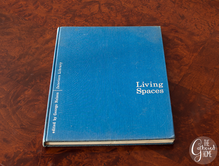 living spaces edited by george nelson