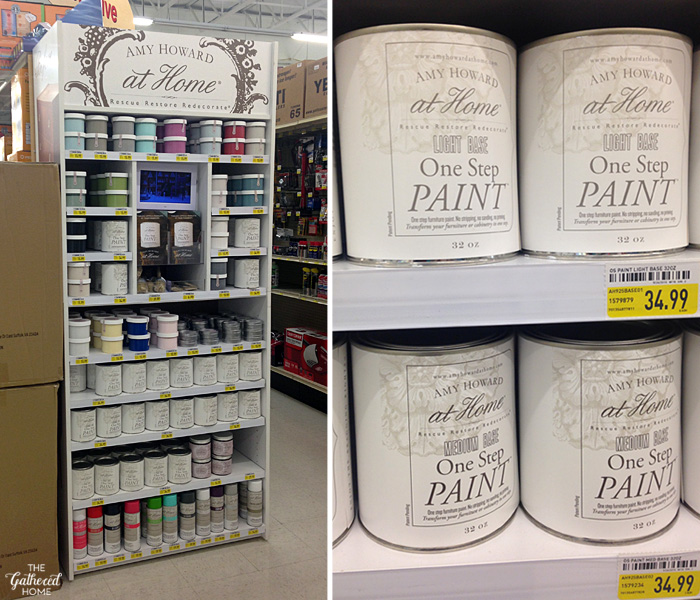 Amy Howard One Step Paint available at Ace Hardware Stores 2