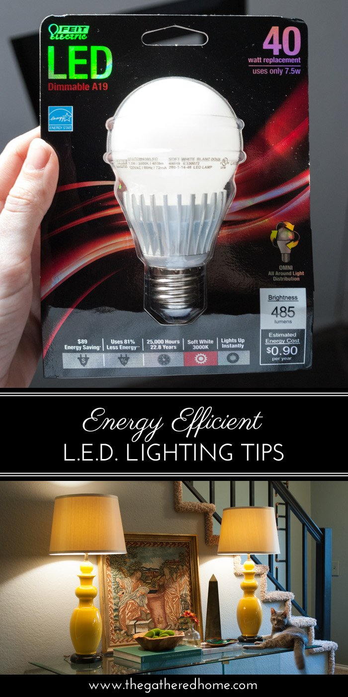 Thinking of making the switch to LED lighting? Read these tips first!