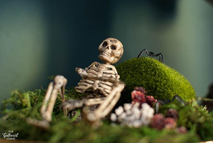 Thrift Score Thursday DIY Halloween terrariums-6