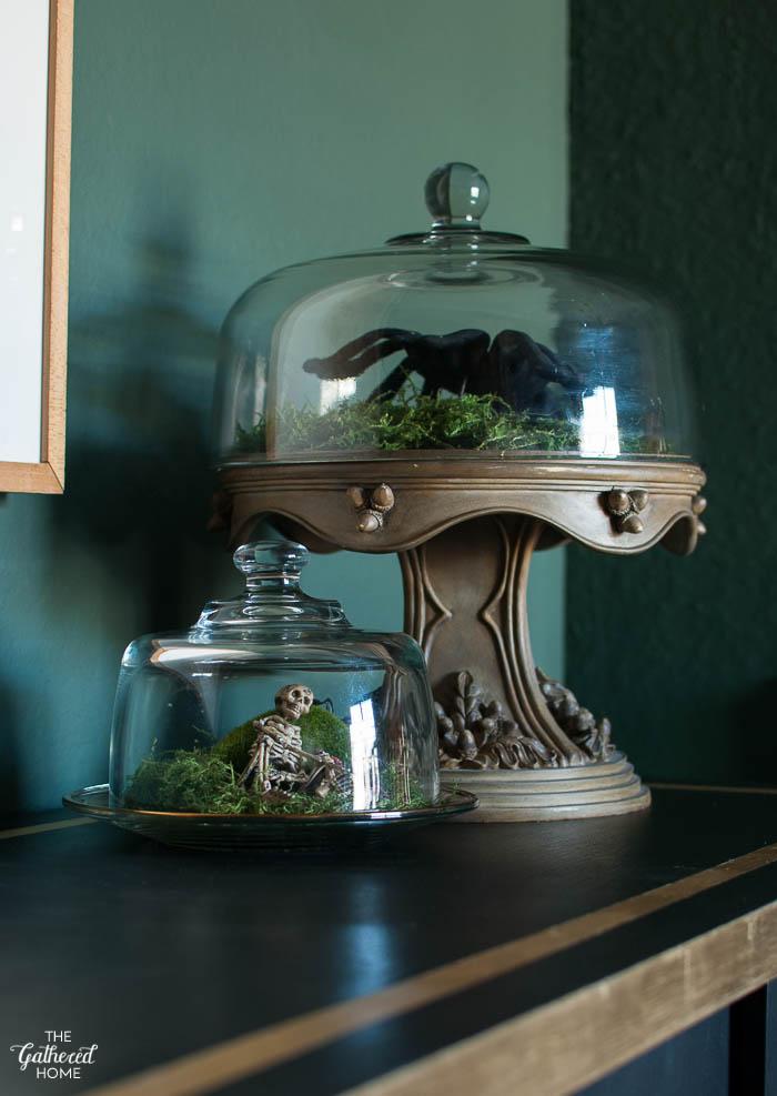 Thrift Score Thursday DIY Halloween terrariums-7