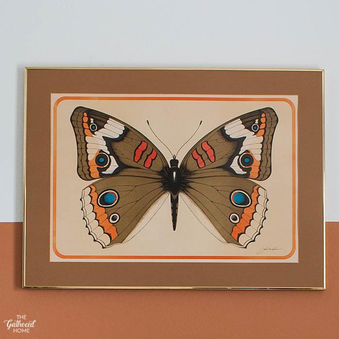 Thrift Score Thursday butterfly art print by jack henslee-1-2