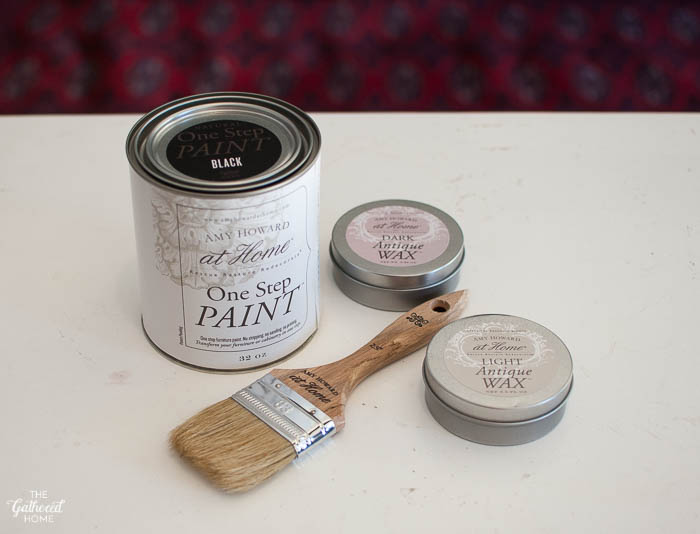 Transform your furniture with Amy Howard at Home One Step Paint and finishing products!