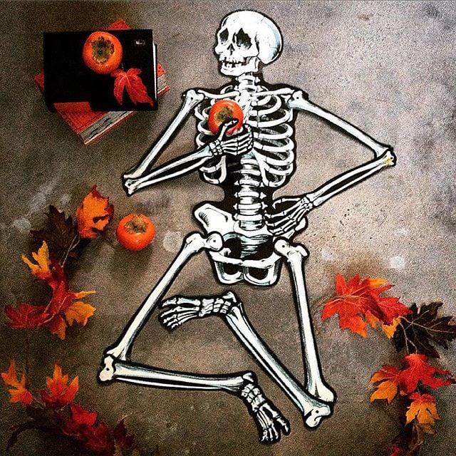 Thrift Score Thursday feature skeleton via mariaski63