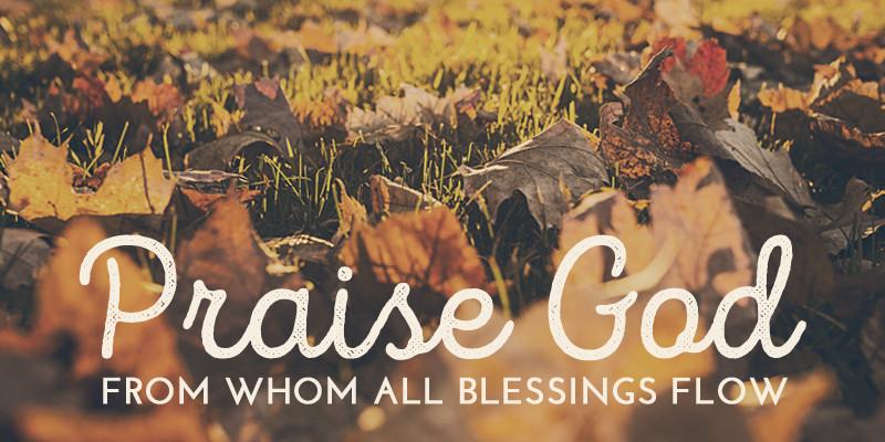 Happy Thanksgiving, My Dear Friends