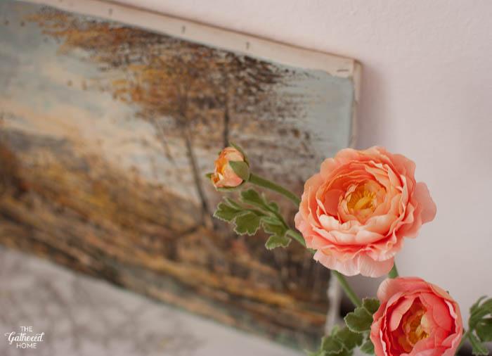 Thrift Score Thursday textured oil painting-5