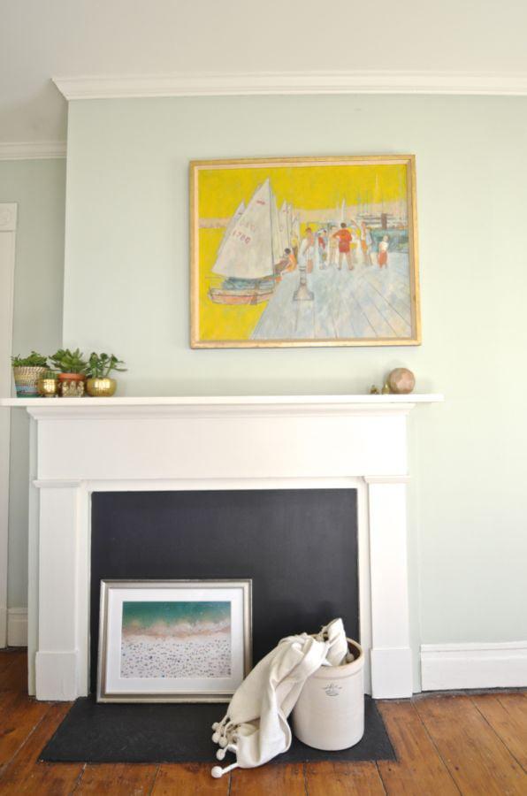 yellow painting via ciburbanity