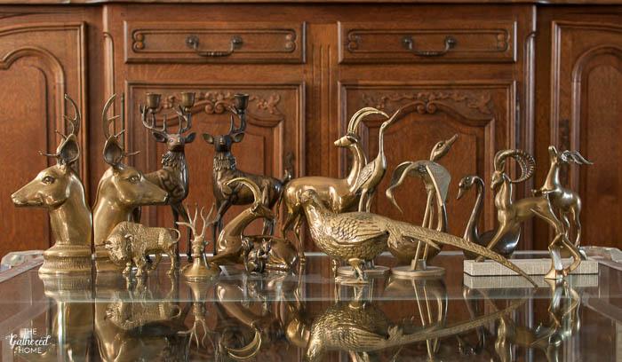 Vintage Brass Menagerie-3