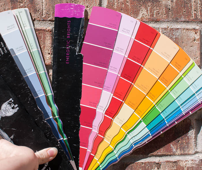 Hot new curb appeal updates the gathered home - Choosing exterior paint colours pict ...