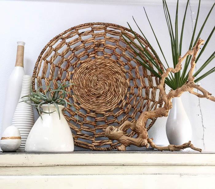 Thrift Score Thursday feature basket wall hanging via shop_agneswatt