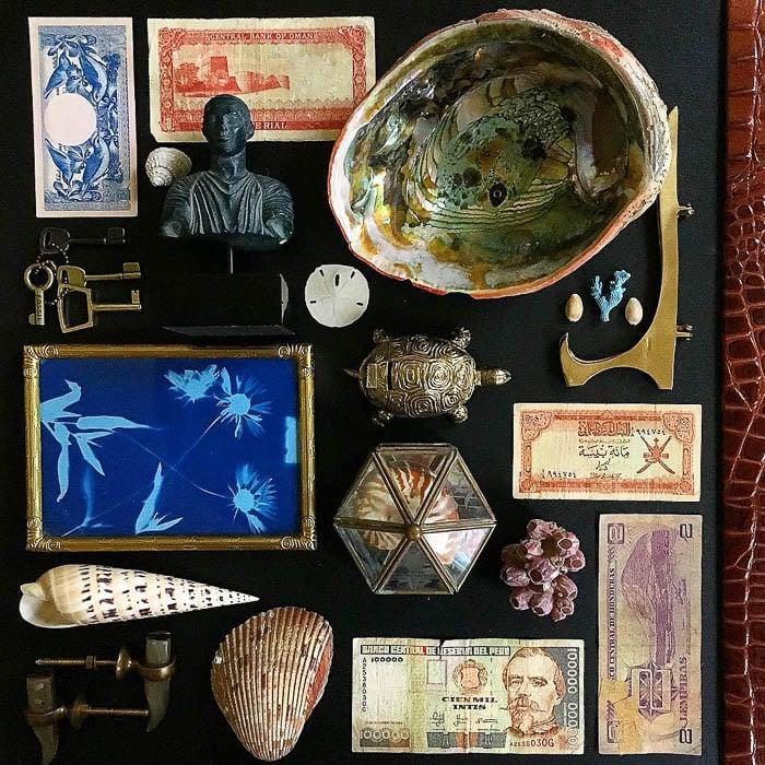 Thrift Score Thursday feature curiousity display via mariaski63