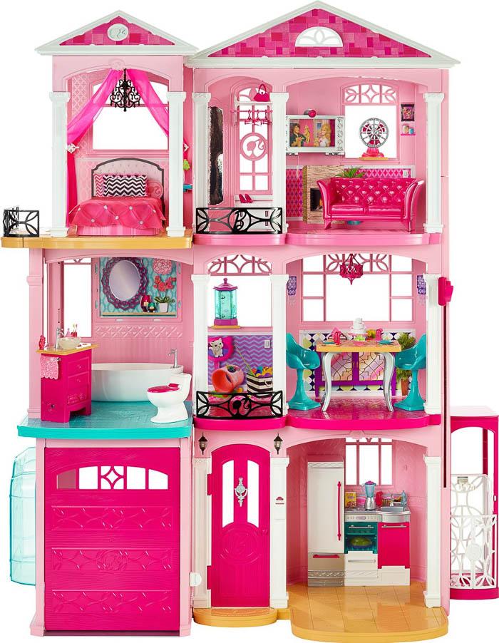 barbie dream house amazon