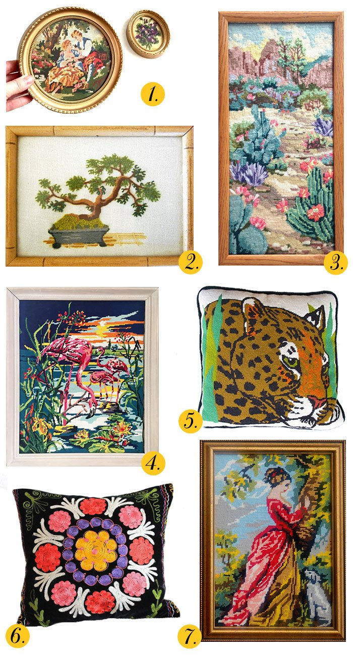 Gather This - Vintage Embroidery Favorites 2