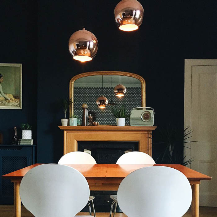 Thrift Score Thursday feature mid century dining table via around_houses