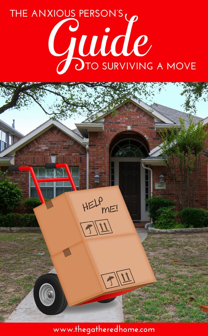 Absolutely necessary: a good sense of humor! Moving is TOUGH you guys - a top source of stress and guaranteed to bring out your own personal brand of crazy. Don't miss these hilarious stress-busting suggestions... Laughter is a great first step!