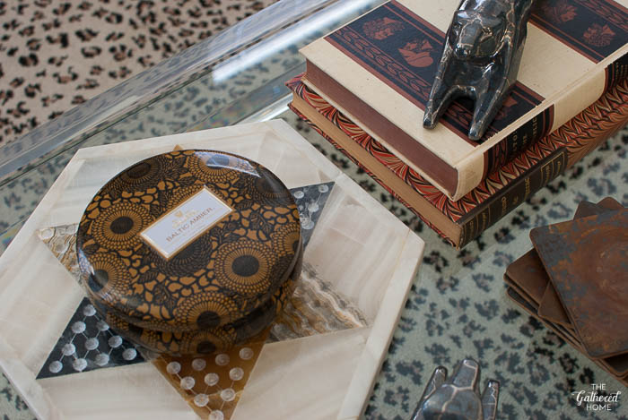 Thrift Score Thursday Marco Giner panther pair and marble chinese checkers board