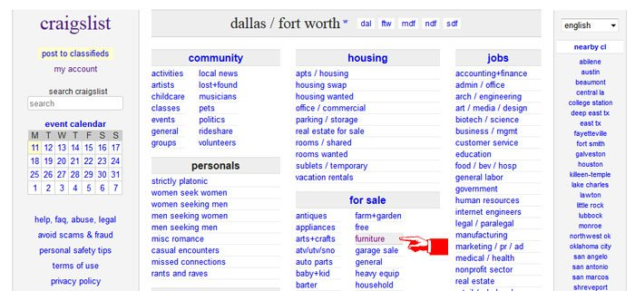 Craigslist Houston Furniture By Owner Elegant Craigslist
