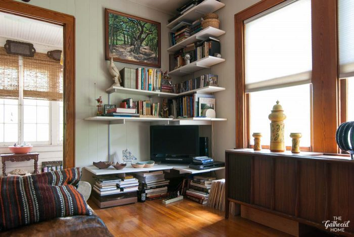 Your Gathered Home Tour: Kevin's Eclectic Upstairs Flat in Central Austin