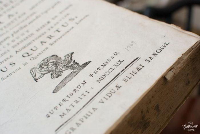 thrift-score-thursday-1769-thomas-aquinas-book