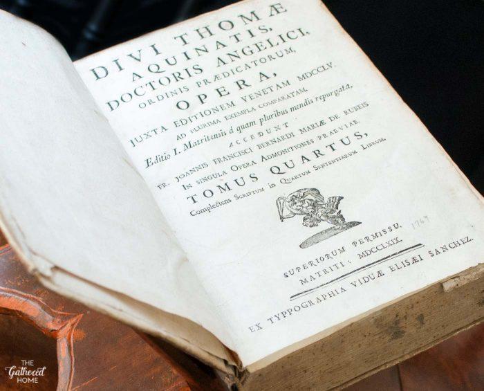 Divi Thomae Aquinatis, Doctoris Angelici, Ordinis Praedicatorum, Opera, Juxta Editionem Ventam MDCCLV, Ad Plurima Exempla Comparatum. Editio I. Matritensis a quam pluribus mendis repurgata.