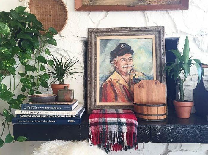 thrift-score-thursday-feature-vintage-sea-captain-oil-painting-via-mylifeincolour