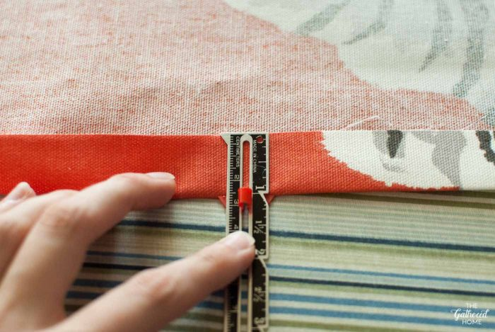 measure-hem-for-diy-roman-shades