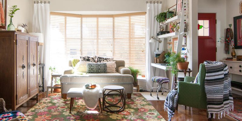 Your Gathered Home: A Laid-Back, Greenery-Filled Home in Denton, Texas