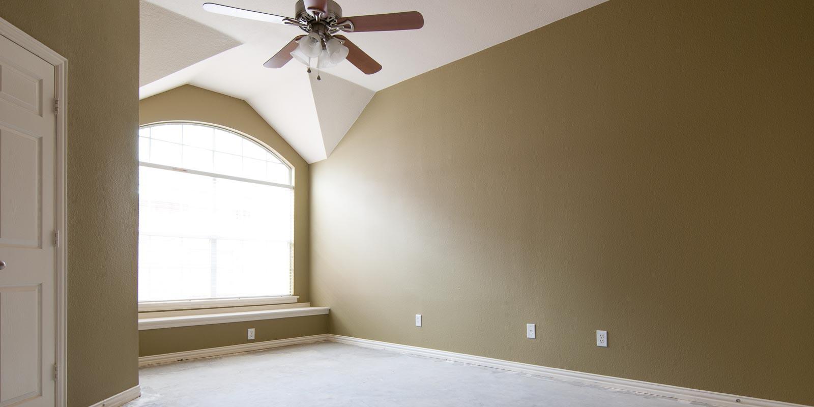 Master bedroom update green tea walls the gathered home Master bedroom with green walls