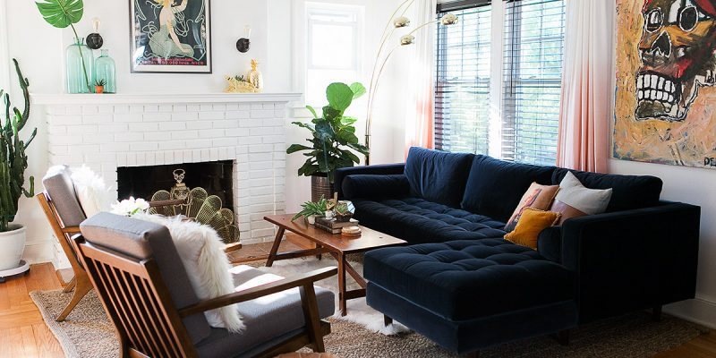 Your Gathered Home: A Bold & Badass Home in New Haven, CT